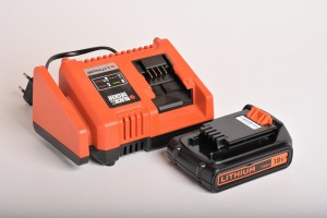 Black & Decker batteri & lader