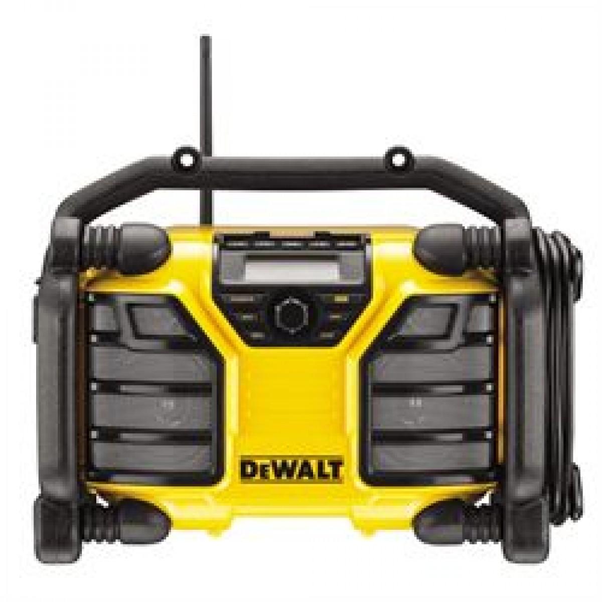 Kjøp DEWALT DAB Radio mlader
