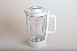 Blenderglass hvit, 1,5L, Kenwood