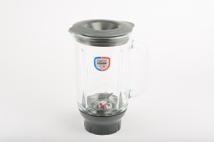 Glass krukke med blender, 1,6L, komplett, Kenwood